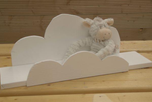 diy felhő alakú polc