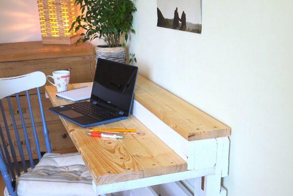 diy raklap íróasztal