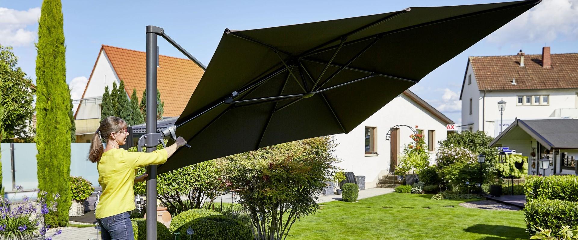 Mire figyeljünk a napernyő kiválasztásánál?