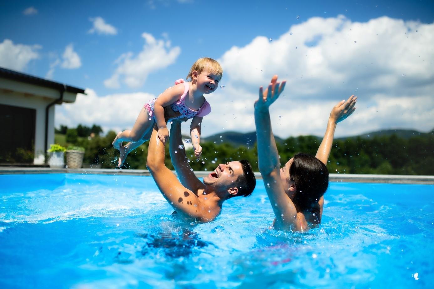 Így válasszunk kerti medencét!
